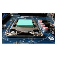 Buy cheap Durable Silicone Thermal Pad , Silicone Heat Transfer Pad OEM Service from wholesalers