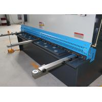 Buy cheap Welded Structure Hydraulic Sheet Metal Shearing Machine With DRO System 16mm 6m from wholesalers