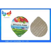 Buy cheap Modern Design Aluminum Induction Foil Seal Carton Package For Sealing Yogurt Cup from wholesalers
