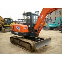 Buy cheap USED DOOSAN MINI DH55 EXCAVATOR FOR SALE,USED MINI EXCAVATOR FOR SALE from wholesalers