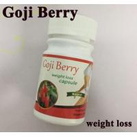 Buy cheap Goji Berry Extract Weight  Loss Capsule Slimming Botanical Fat Burning  Natural Herbal  Pills from wholesalers