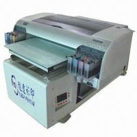 Buy cheap Digital Plastic Printing Machine, Plastic Printer, Prints Any Different Image with Computer product