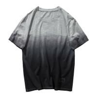 Buy cheap Customized fashion short sleeve cotton plain wholesale change color t shirts price from wholesalers