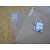 Buy cheap Clear Silicone Rubber Sheet Rolls Food Grade Without Smell , Density 1.25-1.50g/cm³ from wholesalers