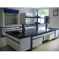 Buy cheap Full Structure Of Polypropylene Welded Chemical Lab Furniture Customize from wholesalers