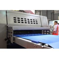 Buy cheap Flatbread Line Paratha Maker Machine Easy Clean With 800mm Width Working Table from wholesalers