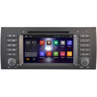 Buy cheap Pixel 1024 X 600 BMW E39 DVD Player Radio Gps Stereo In Dash 5 Series 1995 - 2003 from wholesalers