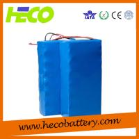 Buy cheap Heco 12V 30AH Polymer LiFePO4 Battery 4S 3P Weight 3.2KG , 1200 Times Cycle life from wholesalers