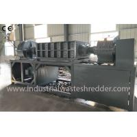 Buy cheap Industrial Scrap Metal Shredder Customizable Capacity With Magnetic Separation System from wholesalers