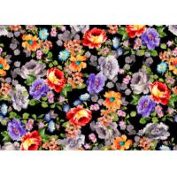 Buy cheap 160cm Width Floral Heat Transfer Paper In Garment Polyester Fabrics from wholesalers