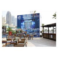 Buy cheap Full Color 1R1G1B P10 Outdoor LED Screen Rental with OPTO / SILAN MBI5024 from wholesalers