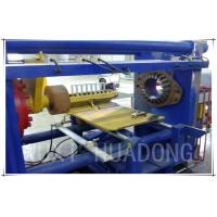 Buy cheap Magnesium Alloy Rod Vertical Continuous Casting Machine 4kw AC Synchronous Servo Motor from wholesalers