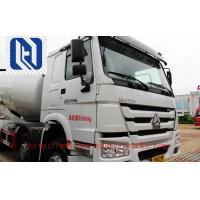 China Pto Cement Mixer Truck Concrete Mixing Equipment With Safety Belts For Driver on sale