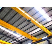 Buy cheap Warehouse Single Girder Overhead Crane For Lifting Goods Or Materials from wholesalers