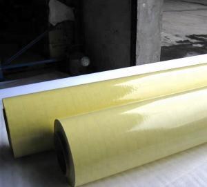 Buy cheap Graphic Cover Cold Lamination Roll , Self Adhesive Cold Press Laminating Sheets product