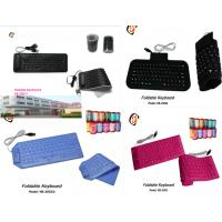 Buy cheap 85 Keys Flexible silicone Keyboard from wholesalers