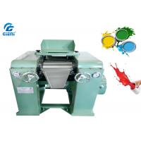 Buy cheap Cosmetic Pigment Grinding Machine Three Roll Mill With 30CM Roller Length from wholesalers