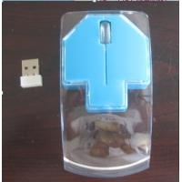 Buy cheap new style wireless transparent mouse product