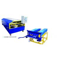 Buy cheap Highly Efficient Standing Seam Metal Roof Machine , Wall Cladding Forming Machine from wholesalers