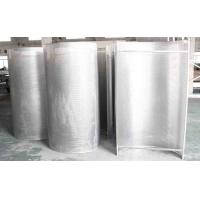 Buy cheap Customized Fireproof Aluminum Wall Panels Rustproof High Strength from wholesalers