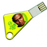 Buy cheap 1 - 16GB Space partition, password protection Mini USB Flash Drives from wholesalers