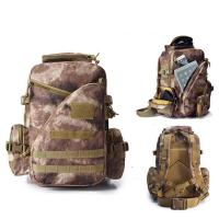 Buy cheap Climbing Tactical Day Pack Nylon Fabric Travel Mountaineering Bags from wholesalers