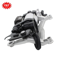 Buy cheap 95835890101 Air Suspension Compressor With Bracket For Porsche Cayenne II 92A from wholesalers