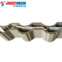 Buy cheap PVC Corrugated Roof Sheet Making Machine Hollow Wave Tile Roof Co - Extrusion Mould from wholesalers