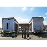 Buy cheap Luxury One Bedroom Prefabricated Conex Box Homes Galvanized Steel Frame With Marine Paint from wholesalers