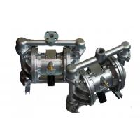 Buy cheap Low Noise Air Operated Double Diaphragm Pump Stainless Steel For Chemical Industry from wholesalers