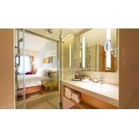 Buy cheap Custom Oval Silver Backed Mirror For Door / Wardrobe , Copper And Lead Free Mirror from Wholesalers