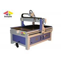 Buy cheap Cast Iron Body Mini CNC Milling Machine 3D Router For Advertisementel Industry from wholesalers