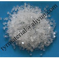 China Magnesium oxide (MgO) crystal granules optics coating material CAS:1309-48-4 on sale