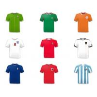 Buy cheap custom soccer jerseys football jersey sportwear fast delivery from wholesalers