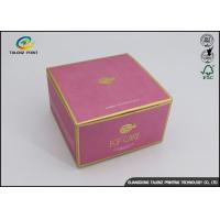 China Oem Design Gift Eye Sleep Personal Care Facial Treatment Mask Paper Packaging Box on sale