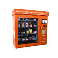 Buy cheap Shopping Mall Smart Mini Mart Universal Vending Kiosk with 19 Inch Touch Screen from wholesalers