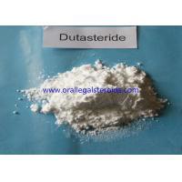 Dutasteride White Powder Pharmaceutical Raw Materials 164656 23 9 Treat Male Pattern Hair Loss