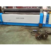 Buy cheap Carbon Steel Plate Rolling Machines With 3200mm Steel Sheet Width from wholesalers