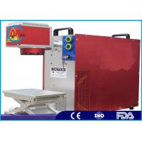 Buy cheap Rubber Tire Industrial CNC Co2 Laser Marking System Multifunctional from wholesalers