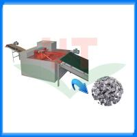 Buy cheap Automatic tire block cutter machine for tire recycling crumb rubber plant from wholesalers