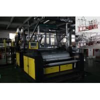 Buy cheap Vinot Cast Stretch Film Machine/Cling/Stretch Film Making Machine With Width 1000mm & LLDPE Material Model No.SLW-1000 from wholesalers