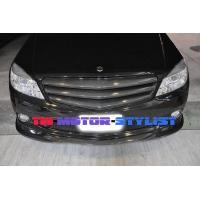 Buy cheap Mercedes Benz W204 Carbon Fiber Front Grille from wholesalers