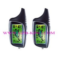 Buy cheap 5000M Two Way LCD Car Alarm product