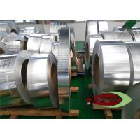 Buy cheap Polished Hydrophilic Pharmaceutical Aluminium Foil Roll Cold Rolling from wholesalers