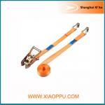 Buy cheap Ratchet lashing cargo lashing belt from wholesalers