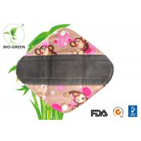 Buy cheap Anti - Bacterial Reusable Sanitary Pads 5 Layer Super Absorb Available from wholesalers