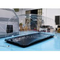 Buy cheap Durable Clear Advertising Inflatable Tent Bubble Blow Up Car Cover from wholesalers