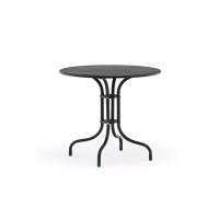 Buy cheap Smartly Engineered Carbon Steel Table Round Table Outdoor Furniture from wholesalers