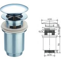 Buy cheap G 1-1/4POP UP Waste,Click-Clack Valve,Clic-Clac Valve,Basin Waste from wholesalers