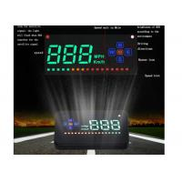Buy cheap Car And Trucks Universal Trip Computer A2 GPS USA Aftermarket 3.5 Inch Speed Compass HUD from wholesalers